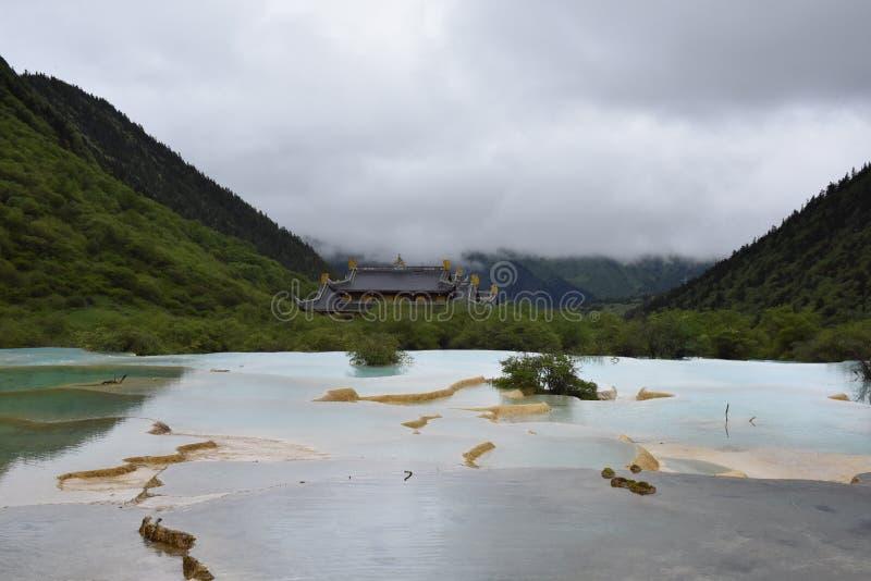Nature in China stock photo