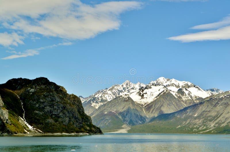 Nature d'Alaska images libres de droits