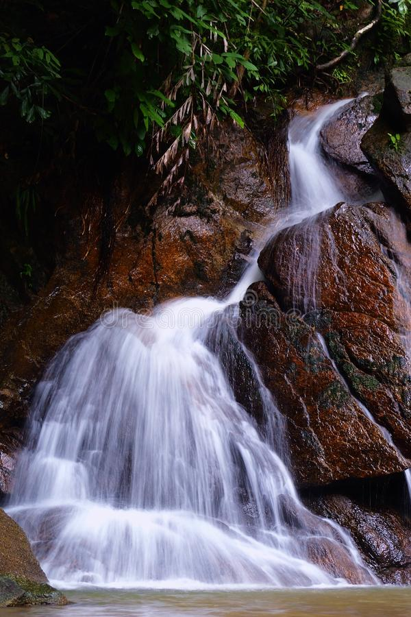 Nature de cascade images stock