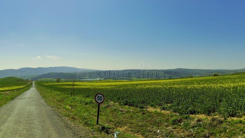 Nature de la Turquie photo stock