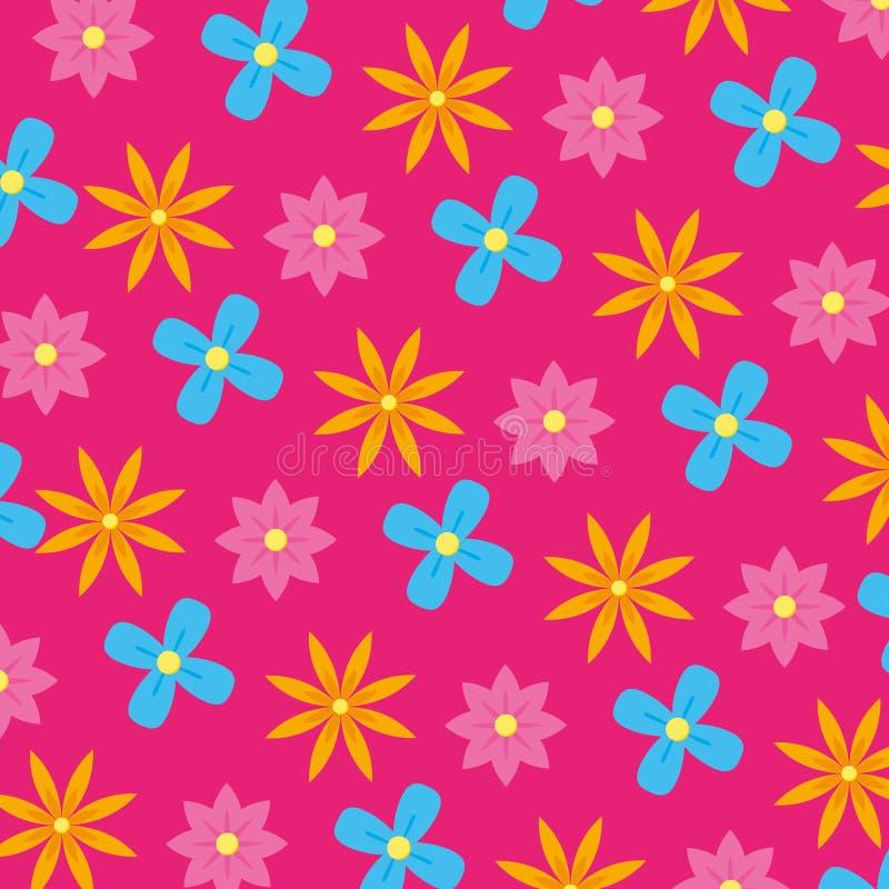 Nature de pétale de fleurs illustration stock
