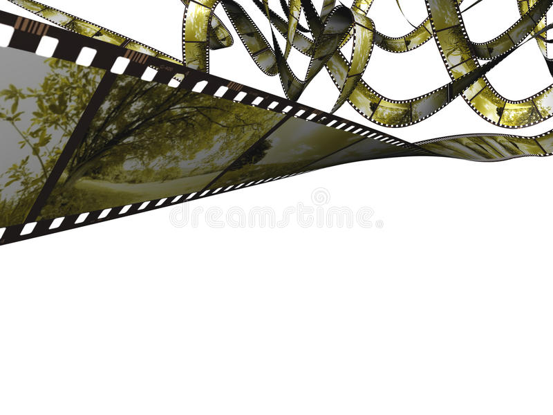 Download Nature Filmstrip Royalty Free Stock Photo - Image: 10582945