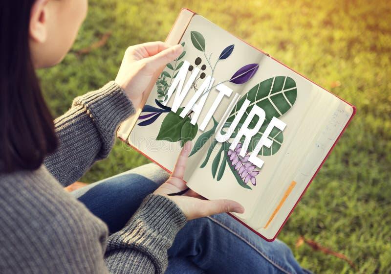 Nature Flower Botanic Plants Concept.  stock photos