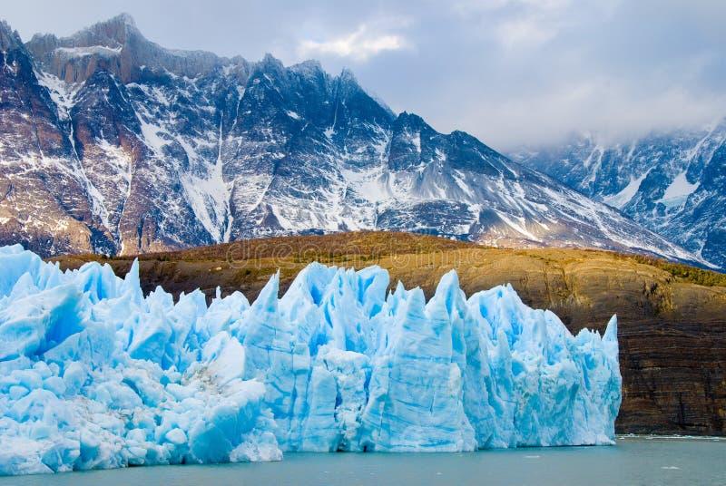 Nature, Glacier, Glacial Lake, Water royalty free stock photography