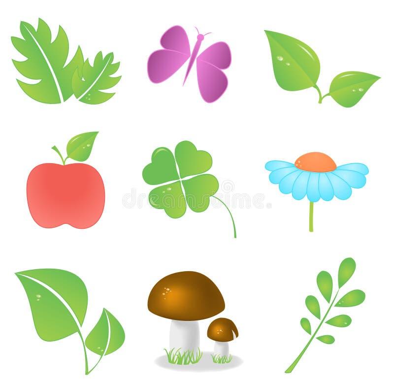 Download Nature Icon Stock Illustration - Image: 40103875
