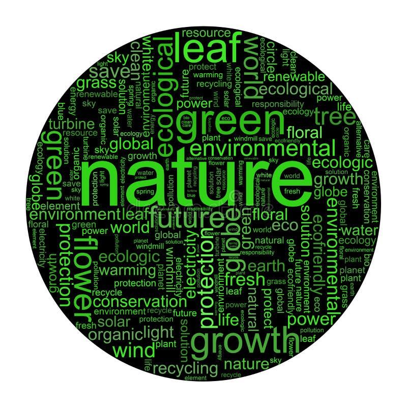 Download Nature illustration stock illustration. Illustration of life - 13466353