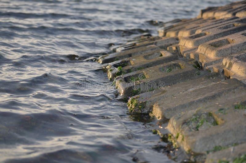 nature L'eau calme image stock