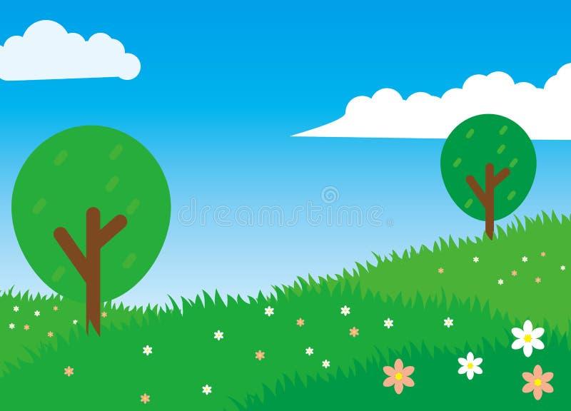 Cartoon Grass Sky Stock Illustrations 35 757 Cartoon Grass Sky Stock Illustrations Vectors Clipart Dreamstime
