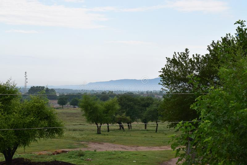 Nature landscapes stock photo