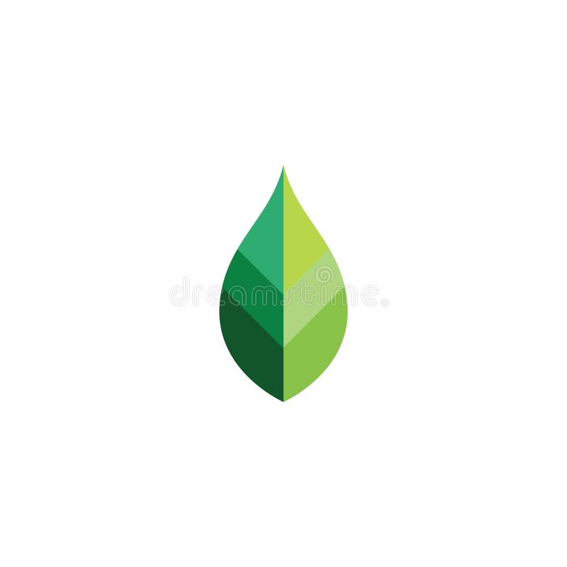 Nature leaf logo and symbol template. Nature leaf logo and symbol template, balance, bio, biological, brand, branding, business, care, company, concept, eco stock image