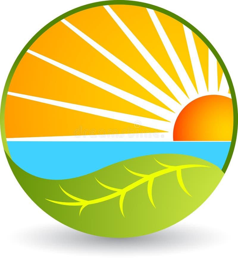 Download Nature logo stock vector. Illustration of graphic, cartoon - 23107561