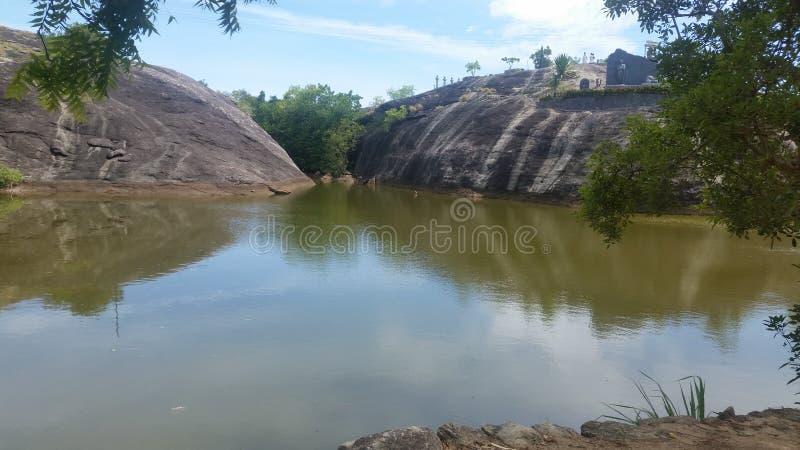 Nature merveilleuse de Sri Lanka photographie stock libre de droits