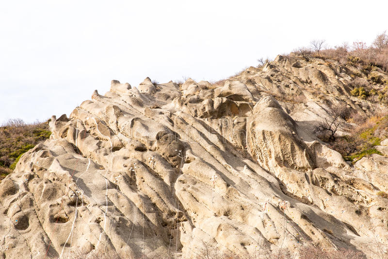 Nature near Ski resort, Tien Shan Mountains in Almaty, Kazakhstan,Asia royalty free stock images