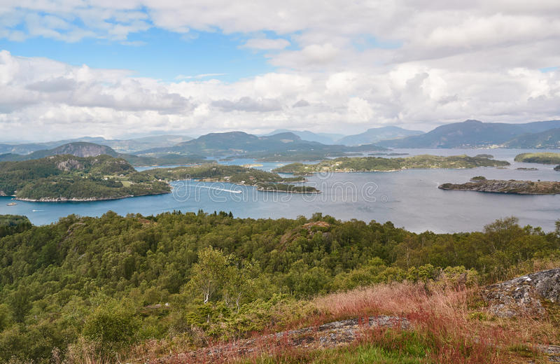 Nature Norway natural landscape royalty free stock image