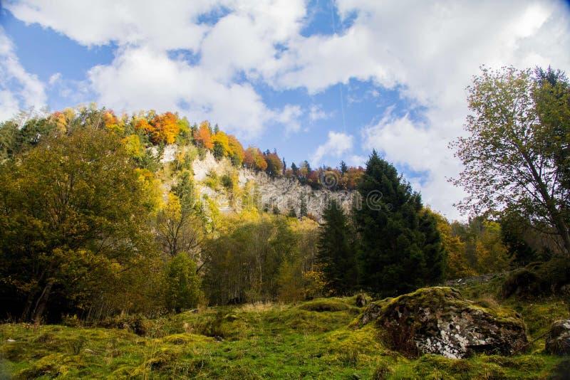 Nature par le GroBglockner photographie stock