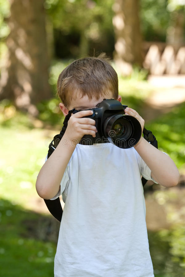 Download Nature Photographer stock image. Image of hobbies, concentration - 14448707