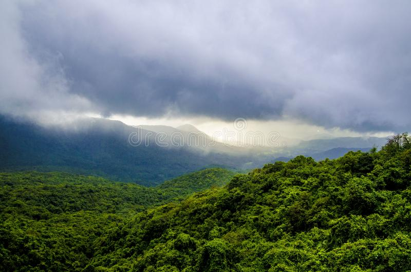 Nature photography during monsoon in India royalty free stock photos