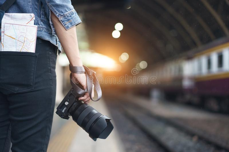 Nature Photography Concepts Professional photographer royalty free stock photography