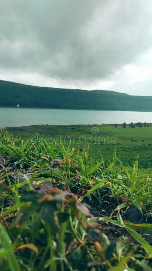 Nature. Rainy season beauty click royalty free stock photos