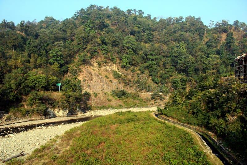 Nature Rishikesh images stock