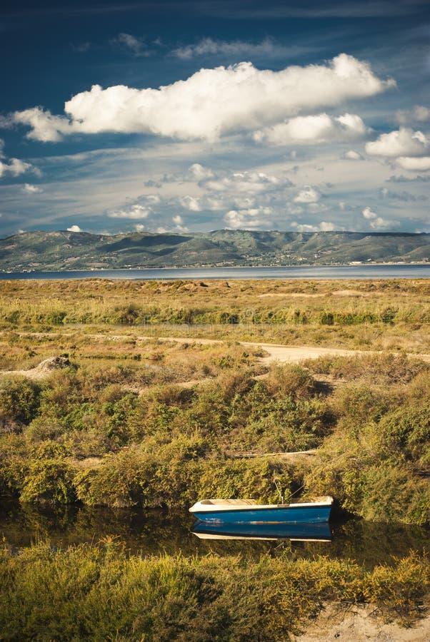 Nature in Sardinia stock photos