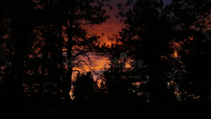 Nature, Sky, Darkness, Atmosphere royalty free stock images
