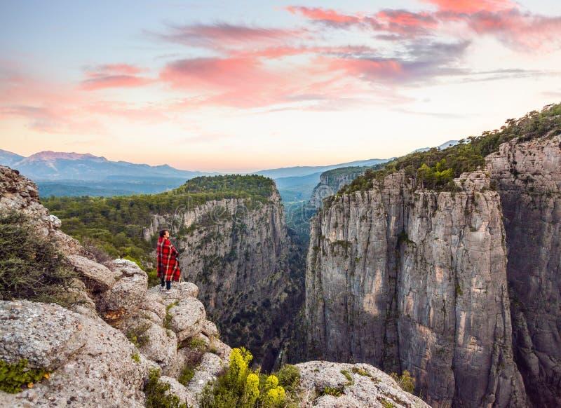 Nature, Sky, Wilderness, Rock stock image