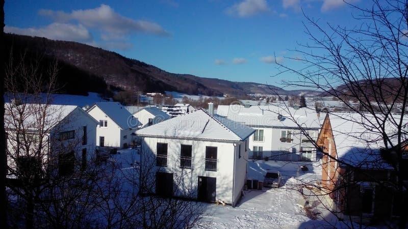 Download Nature Snow Landmark Wonderful Tracking Stock Photo - Image: 83703926