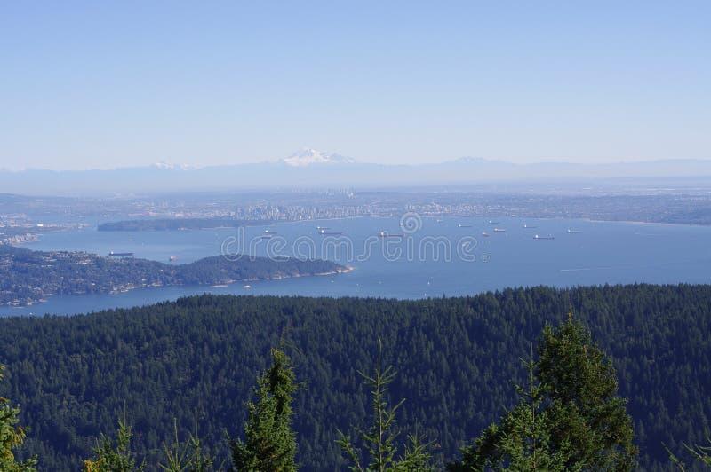 Nature Surrounding Vancouver Stock Photo Image 46001258