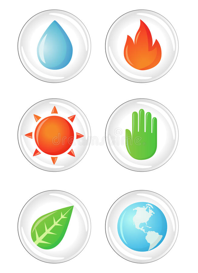 Download Nature Symbols Stock Photo - Image: 22040390