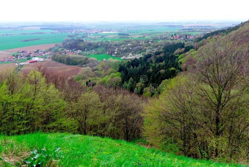 Nature tchèque photographie stock
