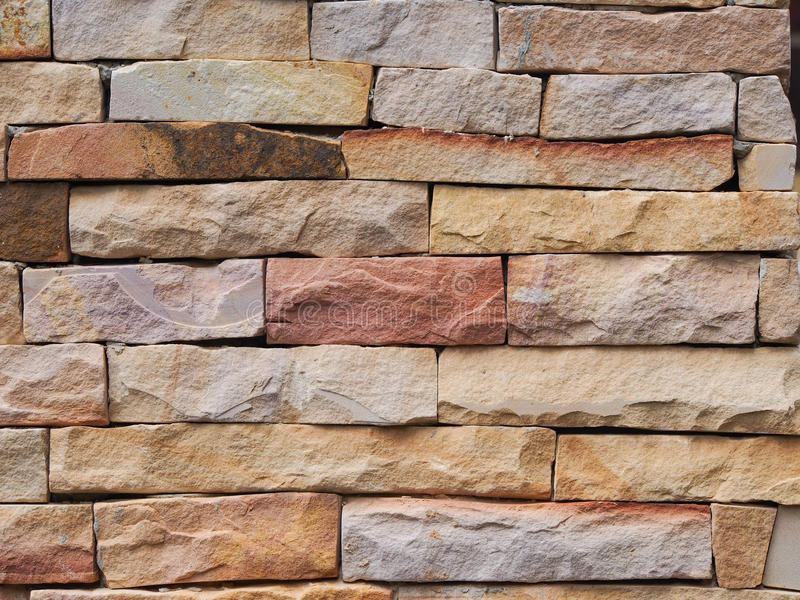 Nature Texture of stone wall that made from marble and granite stock photography