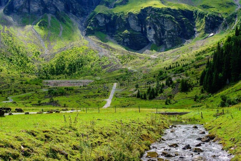 Nature, Vegetation, Mountainous Landforms, Green royalty free stock photography