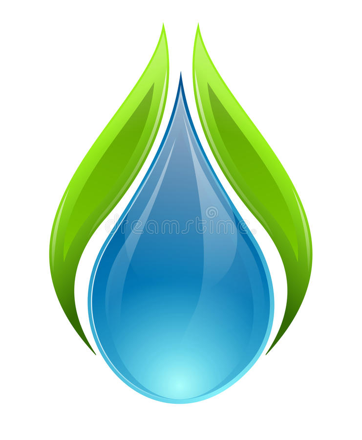 Download Nature and water concept stock illustration. Image of danger - 23306051