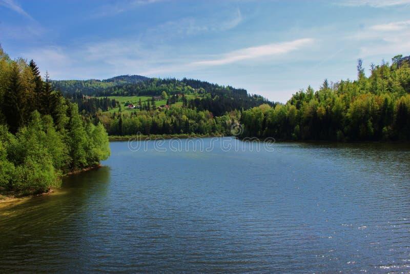 Nature, Water, Lake, River royalty free stock image