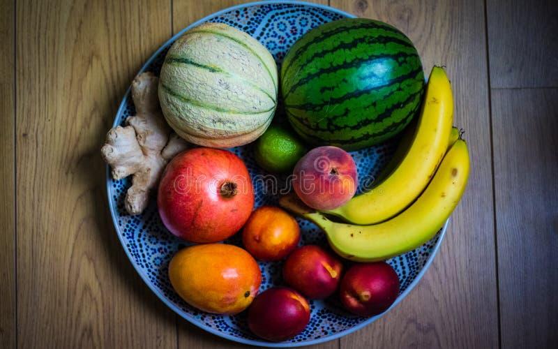 Naturel de fruit photo libre de droits