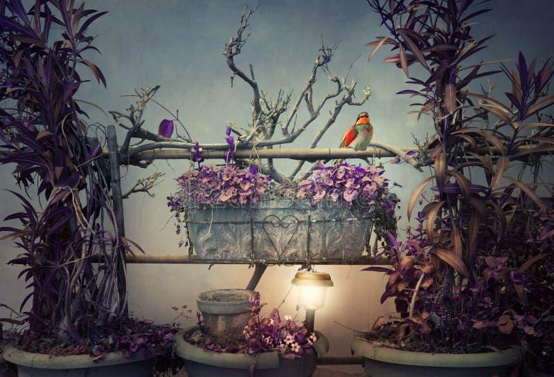 Natureza da fantasia fotografia de stock royalty free