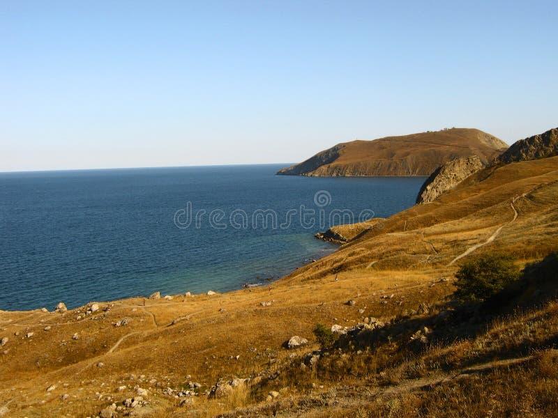 Natureza de Crimeia fotos de stock royalty free