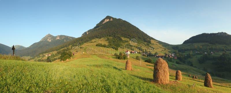 Natureza de Slovakia - Terchova fotos de stock