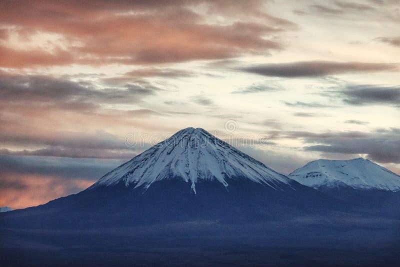 Natureza de surpresa em Salar de Uyuni, Bolívia imagens de stock
