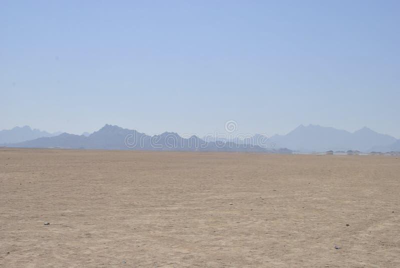 Natureza, deserto, miragem, calma, seco, bonita fotos de stock royalty free