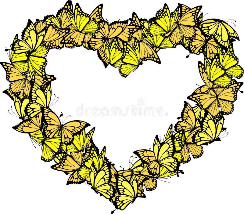 Natureza do amor ilustração stock