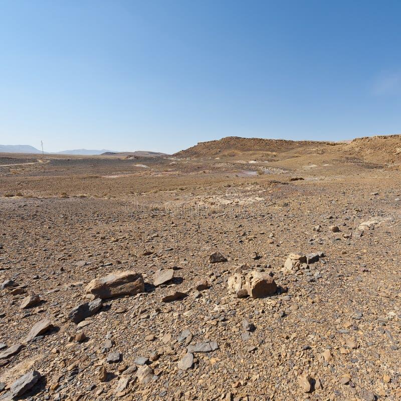 Natureza do Médio Oriente foto de stock
