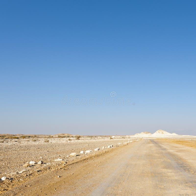 Natureza do Médio Oriente fotografia de stock