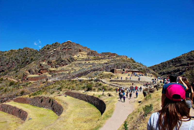 A natureza do Peru fotos de stock