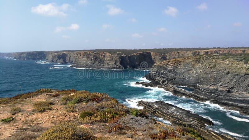 A natureza maravilhosa de Portugal imagem de stock