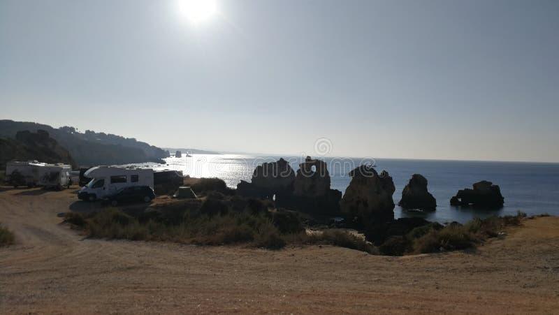 A natureza maravilhosa de Portugal fotografia de stock royalty free