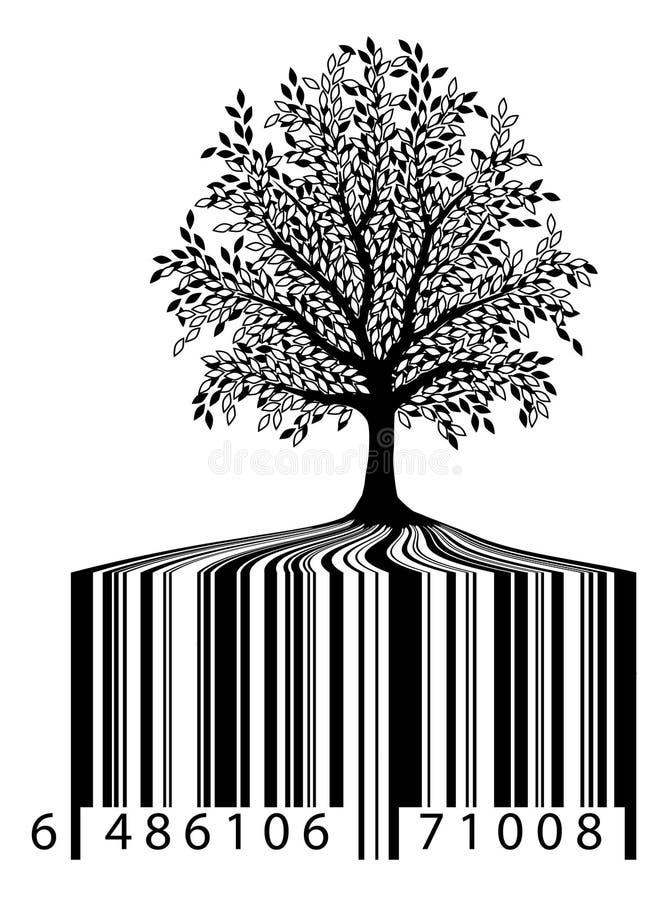 Natureza para a venda ilustração do vetor