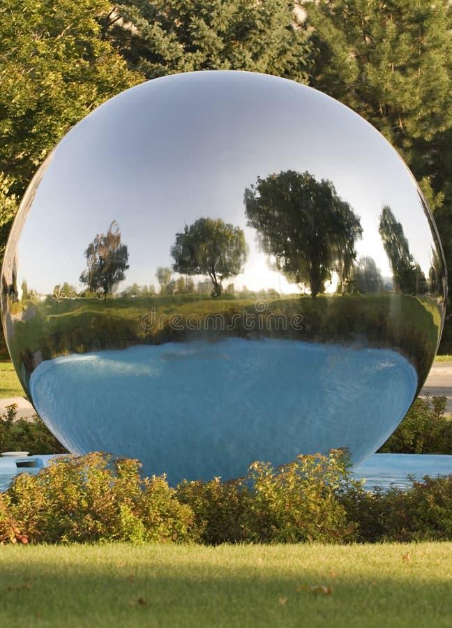 Natureza refletida imagens de stock royalty free