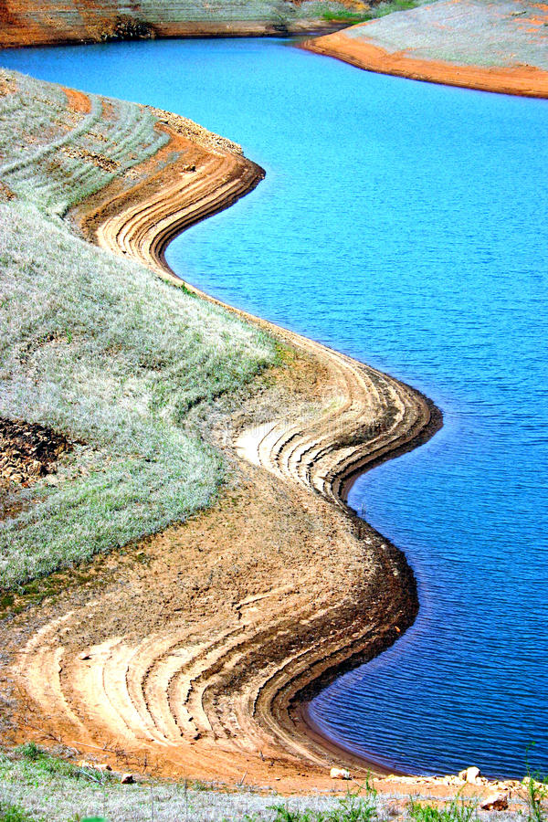 naturformer arkivbilder